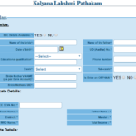 [Registration] Telangana Kalyana Lakshmi Scheme|Online Apply|application form