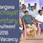 [Registration] Telangana Panchayat Secretary bharti 2018|online apply