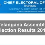 [Live] Telangana assembly election result 2018|constituency wise