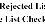 [Reject List]  Odisha Kalia Yojana Reject List| Check Name Wise Reject list 2021