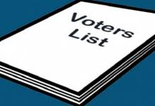 up voter list 2019