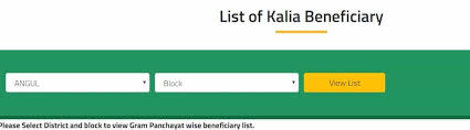 [new list] kalia yojana in odisha list 2019 pdf download|kalia.co.in list