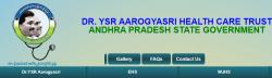 [status] AP YSR Aarogyasri Scheme Registration|aarogyasri card status check ap