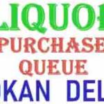 """[e-Token] Liquor Purchase Queue Token Delhi""""e-token for liquor"""