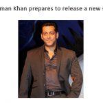 "Salman Khan prepares to release a new song: ""Tere Bina"""