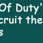 The 'Tour Of Duty' Scheme, younger recruit the force for three years