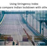 Using Stringency Index to compare Indian lockdown with others