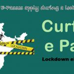 COVID-19 E-Passes apply during a lockdown period