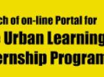 Urban Learning Internship Program|Online Application / Registration