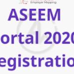 [Registration] ASEEM Portal 2021|aseem portal login