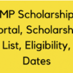[List] MP Scholarship Portal 2.0|Registration,Track Status