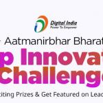 Atmanirbhar Bharat App Challenge|app innovation challenge