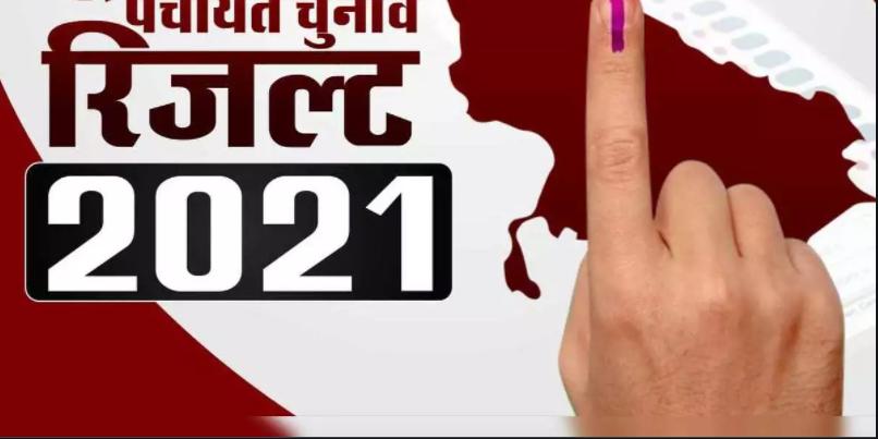राजस्थान पंचायत चुनाव रिजल्ट 2021