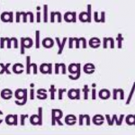 [Registration] Tnvelaivaaippu employment card online