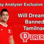 "ream11 banned in tamilnadu""dream11 banned in tamil nadu or not"