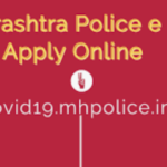 Maharashtra Police E pass Apply Online|covid19 mhpolice in e pass