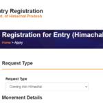 """[Status] E pass Himachal Pradesh:covid e pass""""Https COVID HP gov in"""