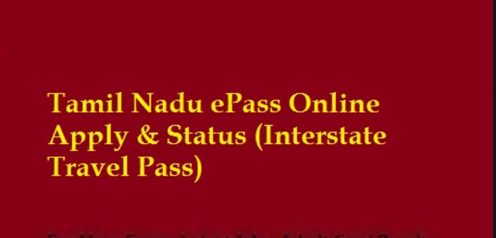 TN E Pass Registration
