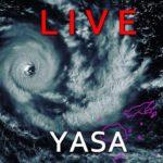 """[Live] Yasa Cyclone Track Update""""Sagar Island Odisha"""