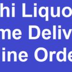 """[Online Liquor] Delhi Liquor Home Delivery""""Order Liquor Online"""