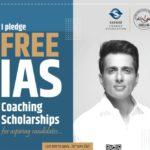 "[Free] Sonu Sood IAS Scholarship Apply Online""Sambhavam Scholarship"