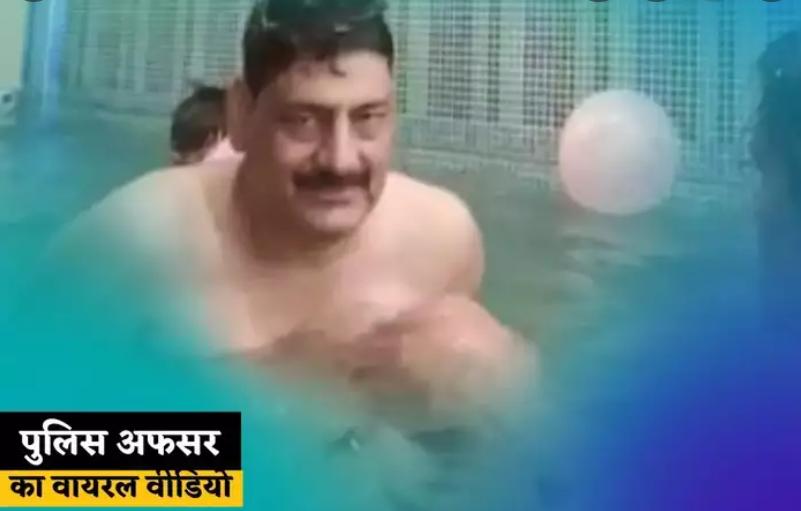 Rajasthan Police Viral Video